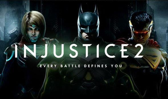 La copertina di Injustice 2