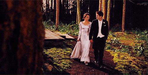 Abito da sposa Bella Swan in Twilight