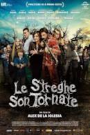 Poster Le streghe son tornate