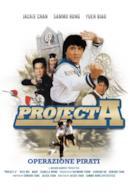 Poster Project A - Operazione pirati