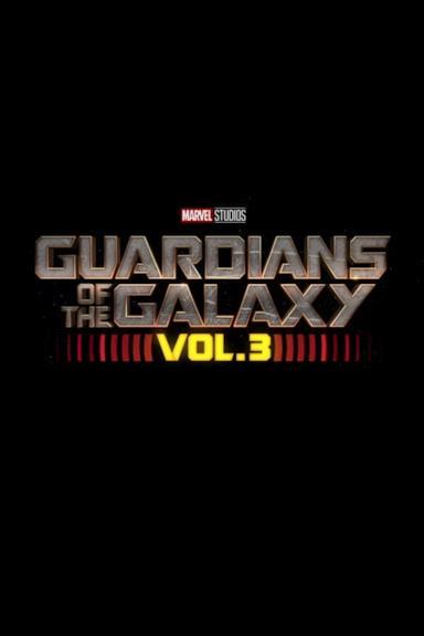 Poster Guardiani della Galassia Vol.3