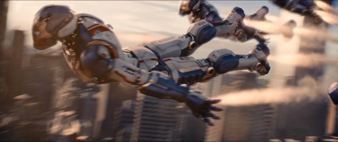 Robot che volano