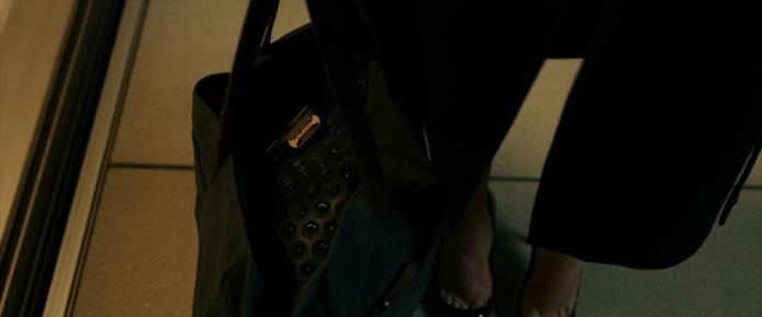 La tuta dell'invisibilità nella borsa di Cecilia