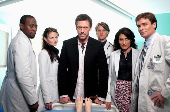 Dr. House e la sua squadra di medici