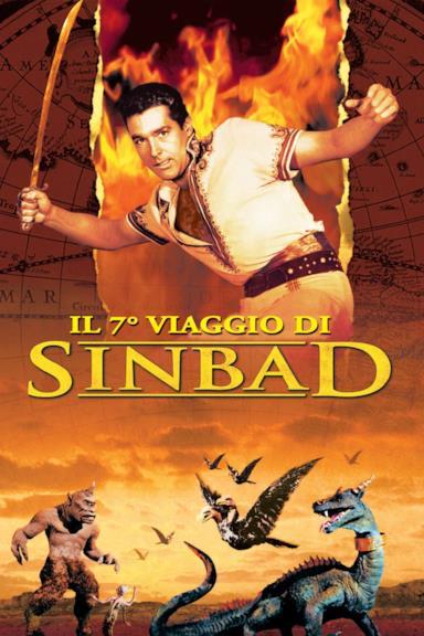 Poster Il 7° viaggio di Sinbad