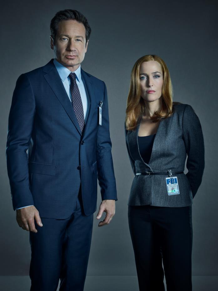 X-Files, stagione 11 Mulder e Scully