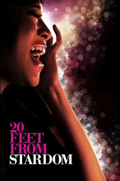 Poster 20 Feet from Stardom
