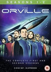The Orville: Stagione 1-2