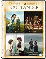 Outlander - Collezione Completa Stagioni 1-4