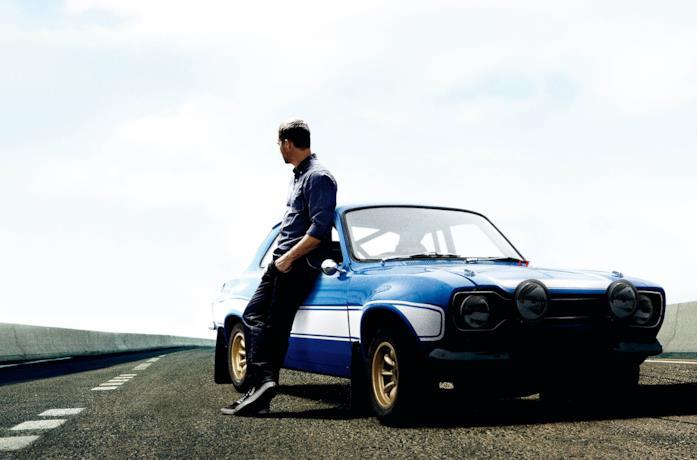 Paul Walker in Fast & Furious 6