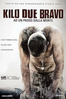 Poster Kilo Due Bravo - Ad un passo dalla morte