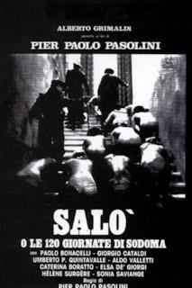 Poster Salò o le 120 giornate di Sodoma