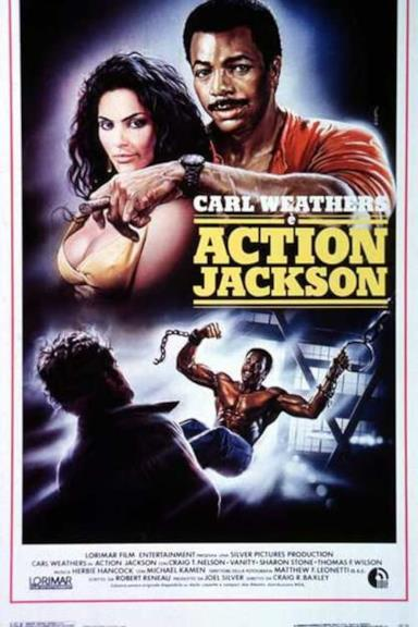Poster Action Jackson