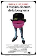 Poster Il Fascino Discreto Della Borghesia