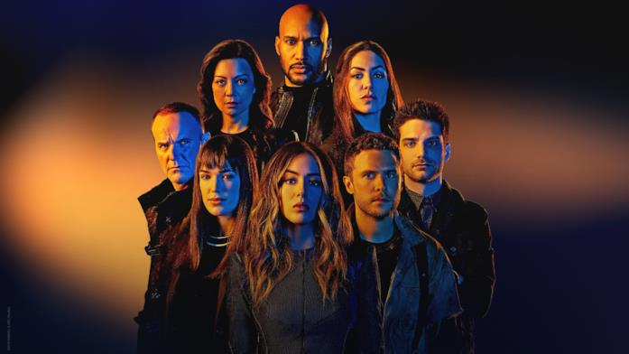Il cast di Agents of S.H.I.E.L.D.