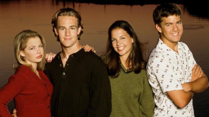 Dawson's Creek, i quattro protagonisti della serie