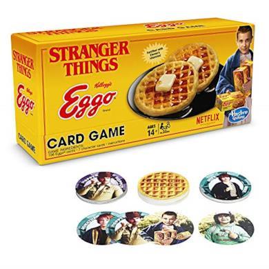 Altri giochi per adulti C4548102Stranger things Eggo di gioco, multicolore