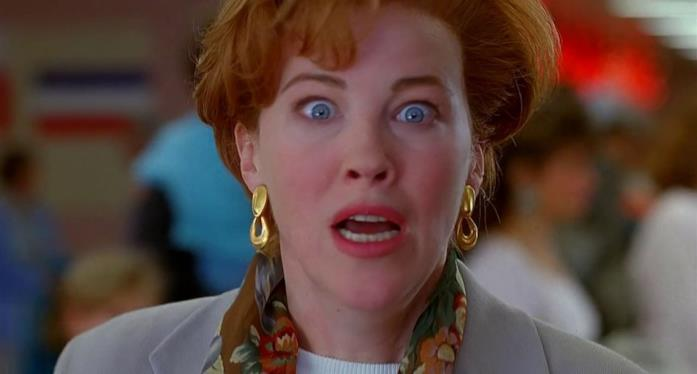 Kate McCallister, personaggio di Mamma, ho riperso l'aereo: mi sono smarrito a New York