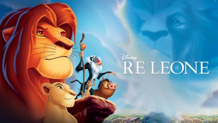 I personaggi animati de Il re leone