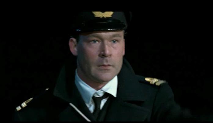William 'Will' McMaster Murdoch in una scena di Titanic