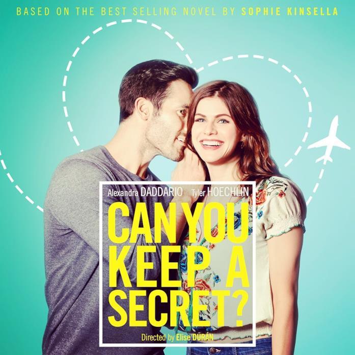 Alexandra Daddario e Tyler Hoechlin, protagonisti di Sai tenere un segreto?