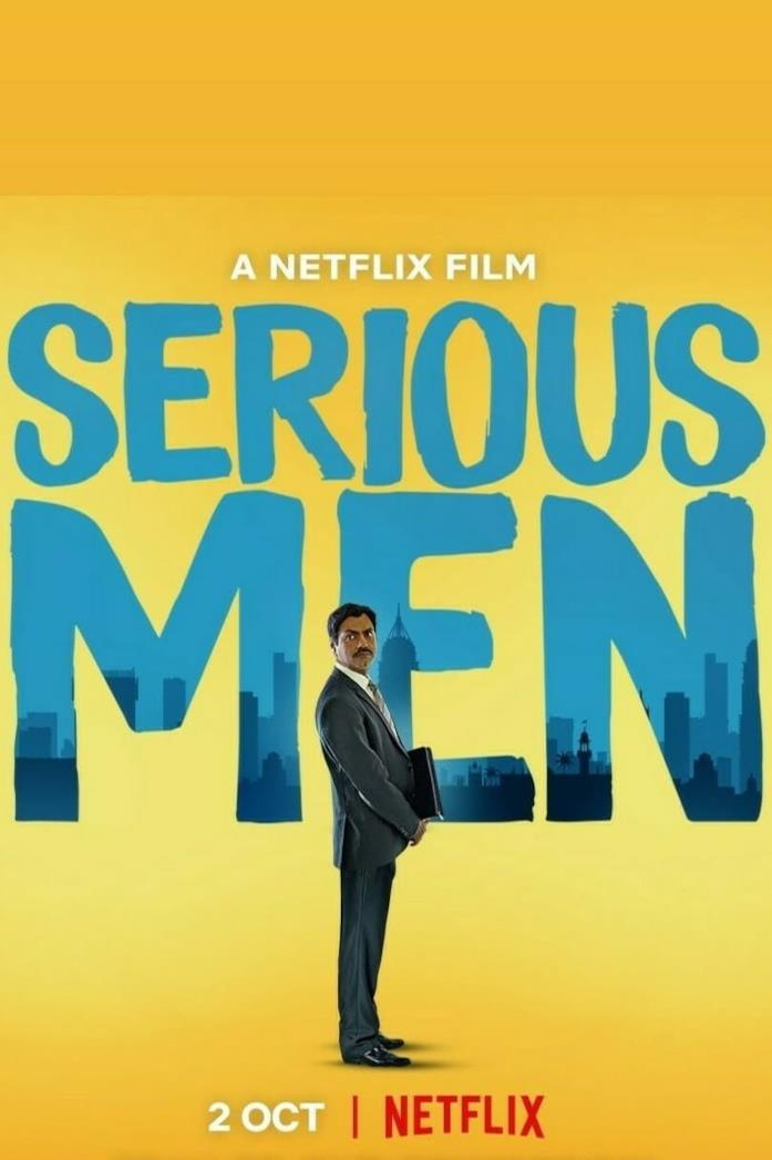 Il poster di Serious Men