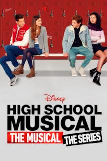 Poster High School Musical: The Musical: La serie