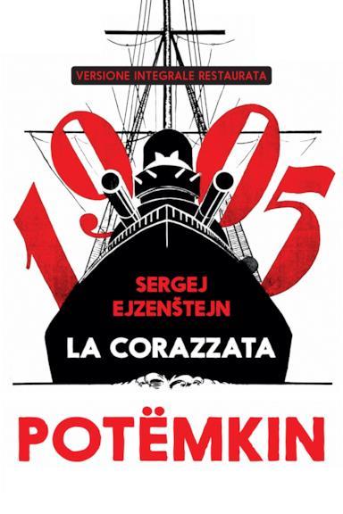 Poster La corazzata Potëmkin