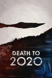 Poster Death to 2020