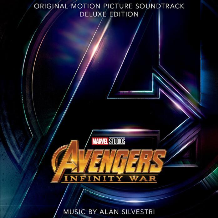 La deluxe edition della colonna sonora di Avengers: Infinity War