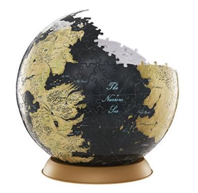 "Game of Thrones Globe 9"""