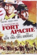 Poster Il massacro di Fort Apache