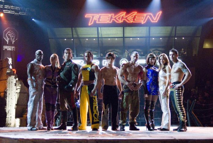Tutti i personaggi del film di Tekken del 2010
