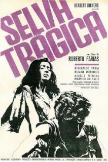 Poster Selva Trágica