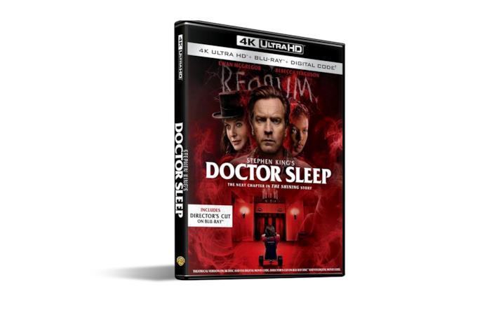 La versione home video di Doctor Sleep