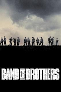 Poster Band of Brothers - Fratelli al fronte