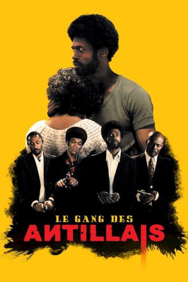 Poster La banda delle Antille