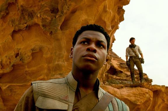 John Boyega critica le scelte di diversità fatte da Disney per Star Wars
