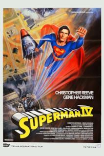 Poster Superman IV