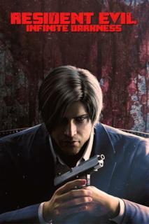 Poster Resident Evil: Infinite Darkness