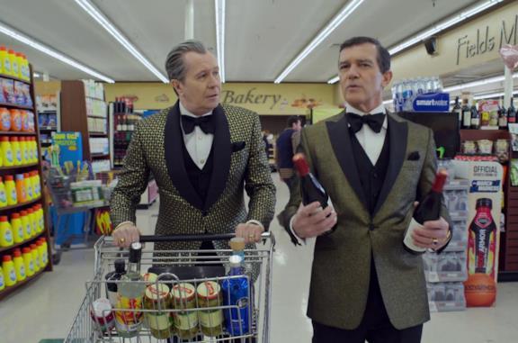 Gary Oldman e Antonio Banderas