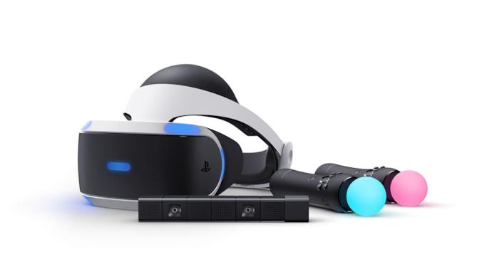 PlayStation VR è compatibile con PlayStation 4