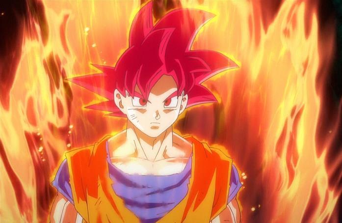 Dragon Ball Super Super Saiyan God