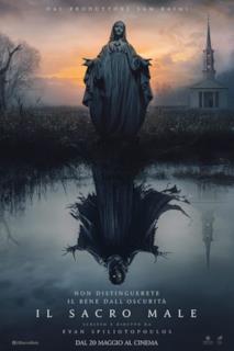 Poster Il sacro male