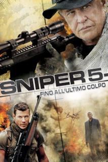 Poster Sniper 5 - Fino all'ultimo colpo