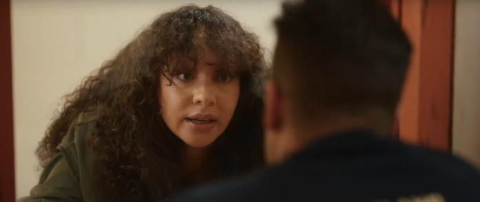 Jasmine Cephas Jones in Blindspotting