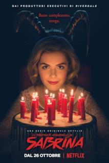 Poster Le terrificanti avventure di Sabrina