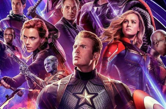 I Vendicatori nel poster di Avengers: Endgame