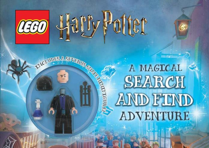 LEGO Harry Potter: A Magical Search and Find Adventure