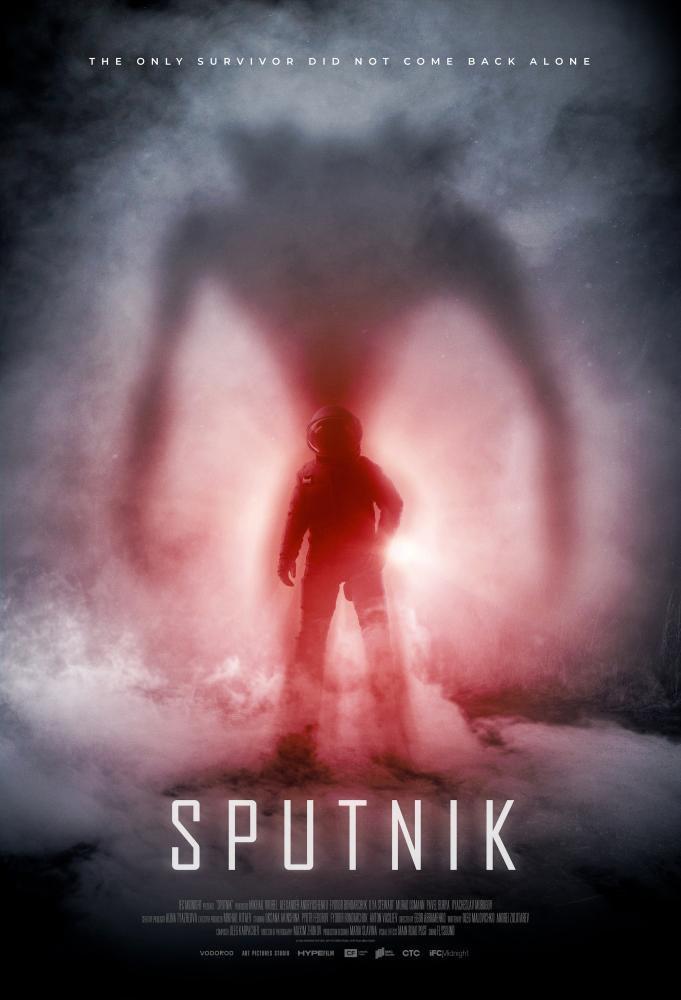 Il poster di Sputnik